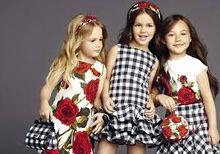 Rose, Adina, and Dana