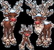 Santa's Rudolf