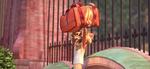 Duke catches bag