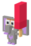 Elephant Finnick - Disney Crossy Road