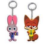Nick&Judy keychain