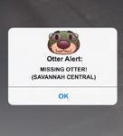 ZE-MissingOtter