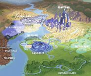 Zootopia Map