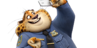Officer Clawhauser/Gallery