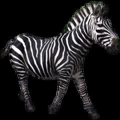 Grant´s Zebra remake.
