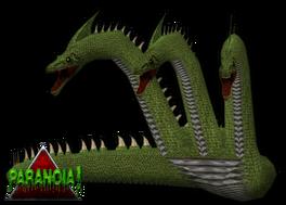 Hydra paranoia by budhiindra-d59w54s