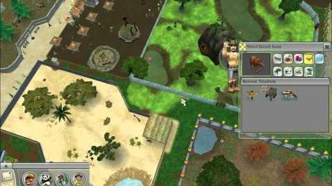 Zoo Tycoon 2 Extinct Animals T. Rex Trouble Part 4 TGNArmy
