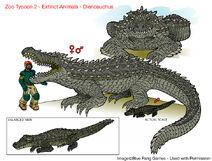 ZT2 EA - Dienosuchus