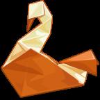 Origami Swan-icon