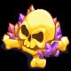The Golden Skull-icon