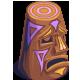 Painted Sad Tiki-icon