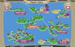Pirate Isles map