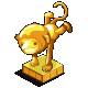 King Happy's Statue-icon