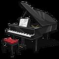 Romantic Music Grand Piano-icon