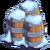 Snowy Barrels-icon