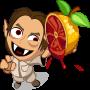 Vampire Orange Feed-icon