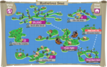 Mysterious Seas map