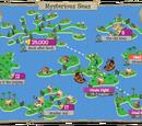Mysterious Seas