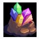 Rainbow Volcanic Quartz-icon.png