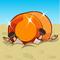 Orange Gem share-icon