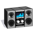 MediaCenter Stereo-icon