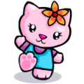 Cartoon Bye Kitty-icon.png