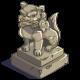 Komainu Statue-icon