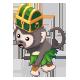 Bonus Monkey-icon