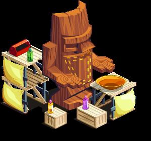 Tiki Fire Relic Stage 3-icon