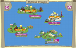 Mythical Voyages map