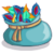 Feather Bag-icon