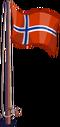 Flag norway-icon