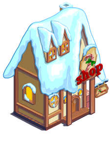 Santa Workshop Finished-icon