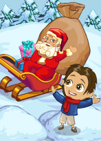 Sleigh Down! Victory-icon
