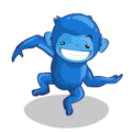 Barrel Blue Monkey-icon