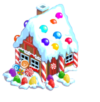 Gingerbread House Finished-icon