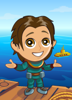 The Lost Diving Suit Victory-icon