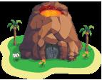 Fire God Mountain-icon