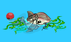 Traveling Dolphin Stage 1-icon