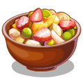 Smoothie Bowl of Fruit-icon