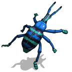 TropicalBugs Bluebug-icon
