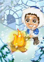 Lost in Snow Victory-icon