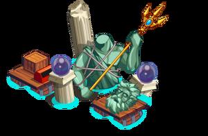 Poseidon Relic 4