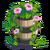Flower Barrel-icon