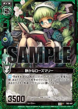B02-081 Sample