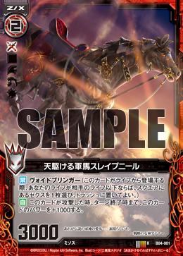 B04-001 Sample