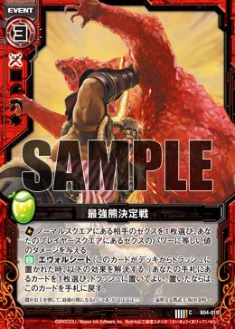B04-019 Sample