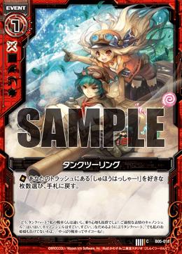 B05-018 Sample